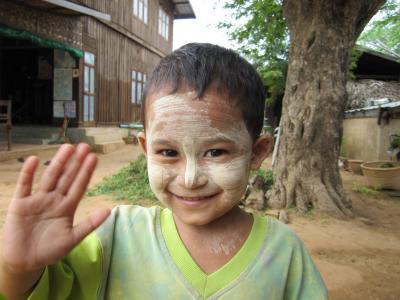 2010年8月-9月 ありがとうがいっぱい♪東南アジア7ヵ国 30日間の旅 (4日目・ミャンマー・バガン編)