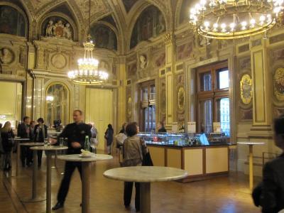 ウィーン!1(墺・チェコ1~2日目オペラ座とシェーンブルン宮殿)
