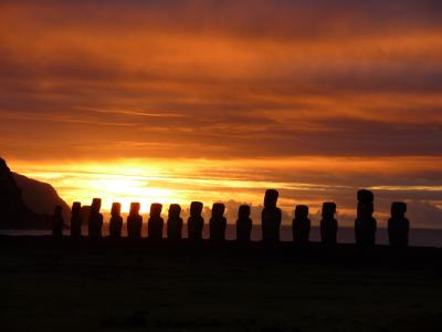 水中モアイとダイビング Chile 4th day @Easter Island