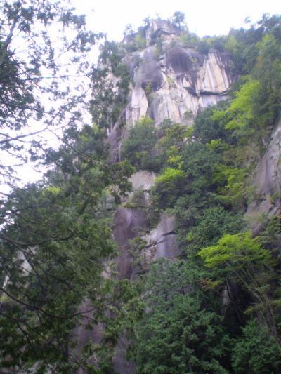 昇仙峡と山梨絶景温泉