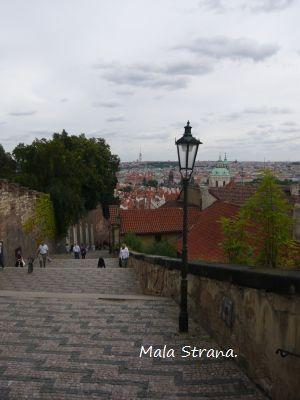 チェコ・プラハ3日間の旅⑤ -プラハ城とマラーストラナ地区・その1-