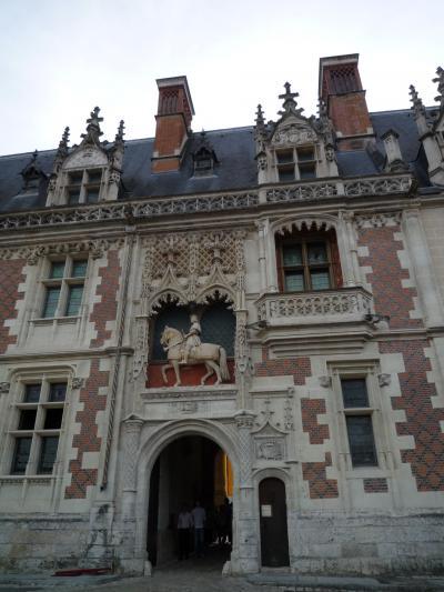 建築様式の博物館 ブロワ城