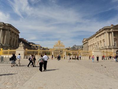 パリ&ミラノ旅行記 パリ3日目(ヴェルサイユ宮殿、セーヌ川下り)