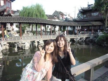 ☆行くぞっ!!エキゾチック上海!!-2:豫園-☆