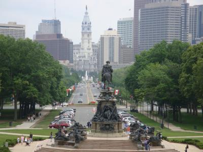 2010年5月 アメリカツアー~3日目 その2 フィラデルフィア→ワシントンDC~