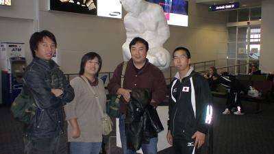 高校柔道交流☆キャンベラ 2007
