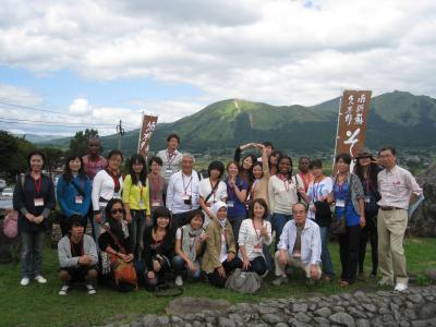100925-26 留学生のための日本文化体験研修旅行―熊本・宮崎編