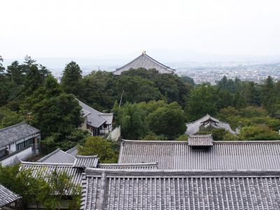 奈良東大寺塔頭寺院