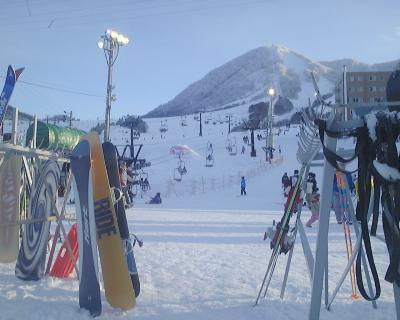 北信州木島平スキー場