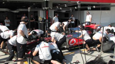 2010 FIA F-1 日本GP in 鈴鹿