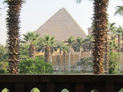 個人手配で行くエジプトのんびり旅行(7)~カイロ・ルクソール・アブシンベルを気ままに~ピラミッド