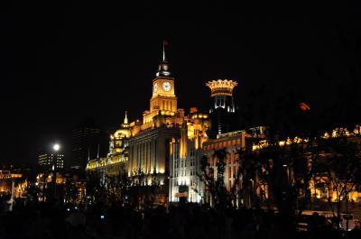 外灘夜景/上海