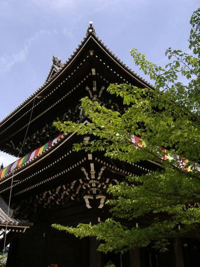 GWに京都 立ち寄った知恩院
