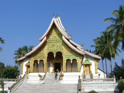 Laos一人旅
