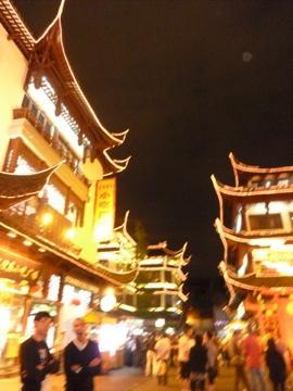 ☆行くぞっ!!エキゾチック上海!!-4:夜の豫園徘徊-☆