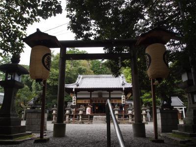 大阪茨木の旧跡巡り