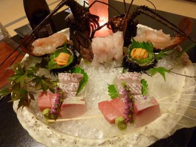 温泉とおいしい料理をめざして赤穂