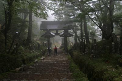 紀伊山地の霊場と参詣道(役行者・大峯奥駈道・講中宿)大峯信仰の里を訪ねて