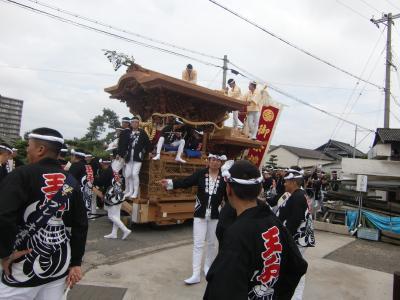 2010.大阪・貝塚 だんじり祭り
