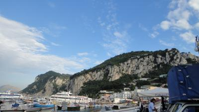 2010'09 イタリア11日間★5日目①カプリ島へ
