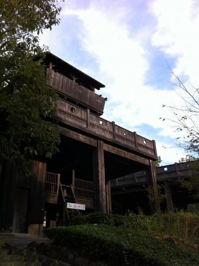 戦国合戦 長久手の戦い「色金山歴史公園」