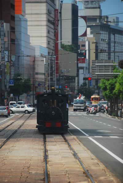 四国一周2000kmの旅⑨ ~小さな旅・松山の街~