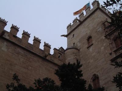 2006 02 バレンシア世界遺産訪問