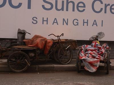 ママと私と時々友達で行く上海・杭州4泊5日、自由気ままな旅①