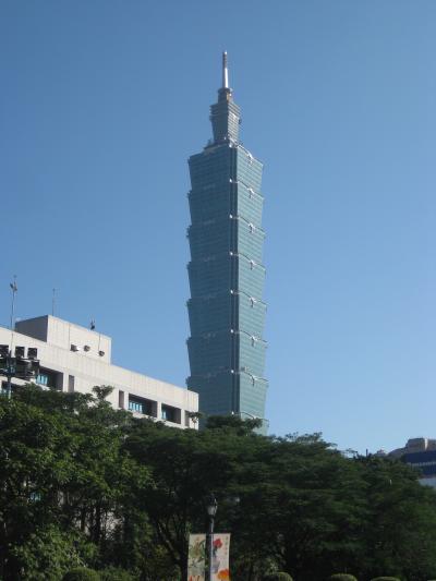 台北旅行1日目 台北