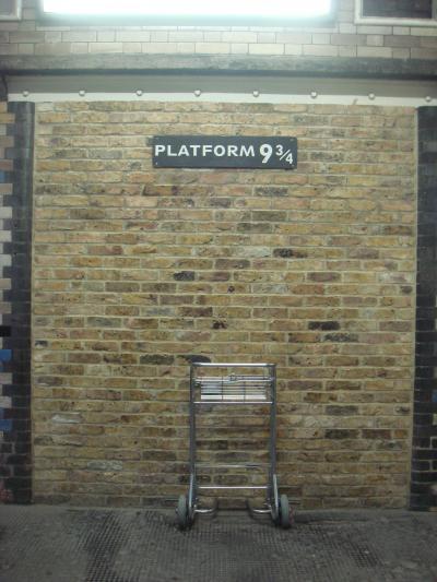 ロンドン~9と3/4番線を訪ねて~