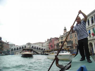 北イタリア 周遊8日間の旅 ② ヴェネツィア編