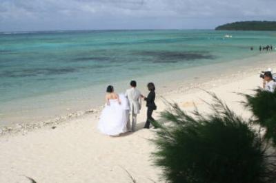 結婚式@サイパン