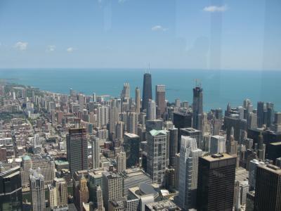 会社にアメリカへ連れて行ってもらえた♪①シカゴ