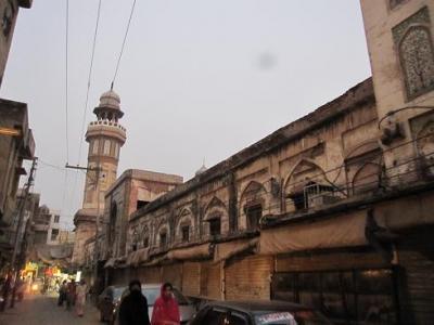 インド&パキスタン、パンジャブ地方旅行:ラホール編