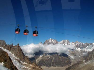 Chamonix-Mt.Blanc へ  - 15   France