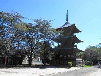 ビアンキFRETTA☆川口の西福寺とオーベックファン☆2010/10/11