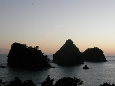 西伊豆堂ヶ島温泉1泊2日旅行 Part-5 (ホテル編)