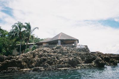 マニラから車で2時間、海で魚とお遊び ダイビング