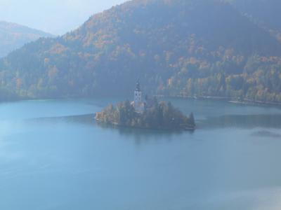 東欧紀行 part3 スロベニア ブレッド湖 編