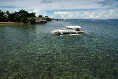 フィリピンの旅(5) 再びビーチへ