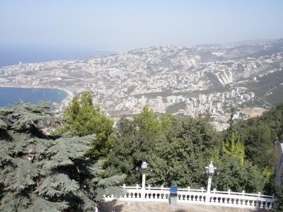 「中東のパリ」レバノン8日間(1日目~2日目)レバノン~トリポリ~ブシャーレ