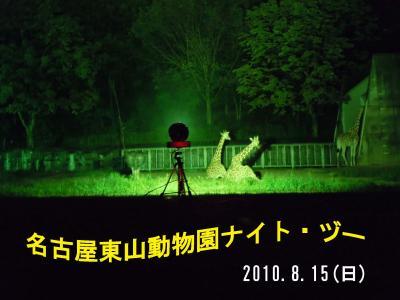 名古屋東山動物園・ナイトヅー