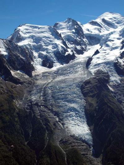 Chamonix-Mt.Blanc のゲレンデ巡り 17  France