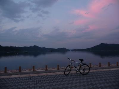 東京~角島 自転車の旅【和歌山~徳島】