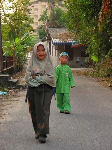 ノスタルジックな街角から ~マレーシア・クアラトレンガヌ(Kuala Terengannu)でじゃらんじゃらん~