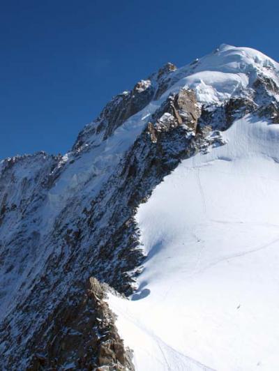 Chamonix-Mt.Blanc のゲレンデ巡り その2  18  France