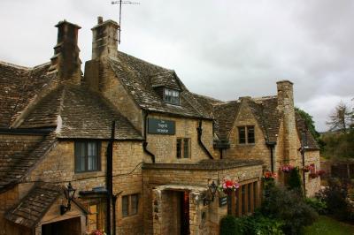 英国(18) コッツウォルズの宿、The Frogmill Hotel ~2010年 夏~