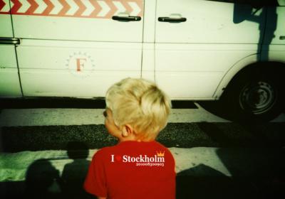 今年もストックホルムへ!(10) ~5日目~ ガムラスタン散策&買い物