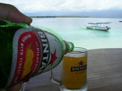 3年ぶりのインドネシア(バリ、ロンボク)ギリメノ