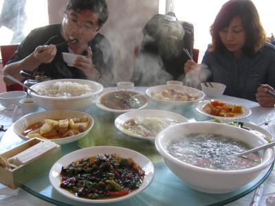 四川省の旅5 成都から黄龍へ